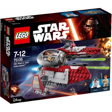LEGO 75135 Star Wars Obi-Wan's Jedi Interceptor
