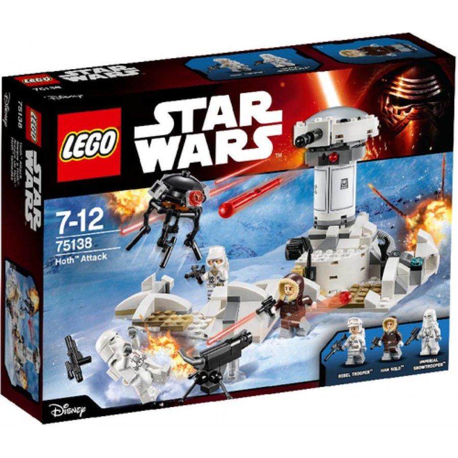 75138 Star Wars Hoth Attack