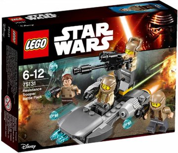 LEGO 75131 Star Wars Trooper Battle Pack