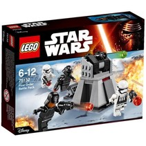 75132 Star Wars First Battle pack