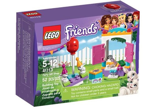 41113 Friends Cadeauwinkel