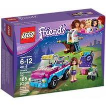 41116 Friends Olivia's onderzoeksvoertuig
