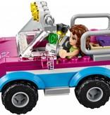 LEGO 41116 Friends Olivia's onderzoeksvoertuig