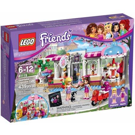 LEGO 41119 Friends Cupcake CafÌÎå©