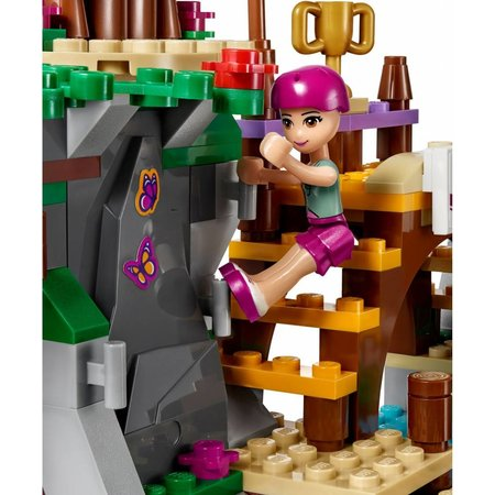 LEGO 41121 Friends avonturenkamp wildwatervaren