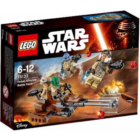 LEGO 75133 Star Wars Rebels Alliance Battlepack