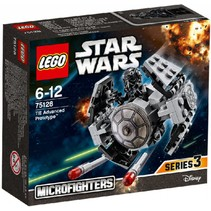75128 Starwars TIE Advanced Prototype