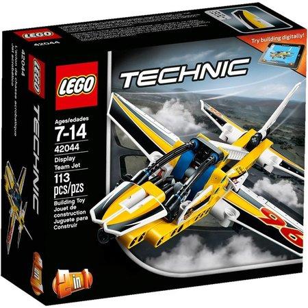 LEGO 42044 Technic Display Team straaljager
