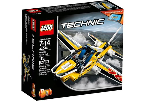 42044 Technic Display Team straaljager