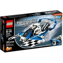 42045 Technic Watervliegtuig-racer