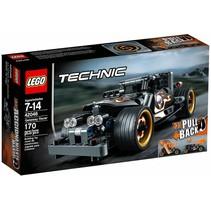 42046 Technic Ontsnappingsracer