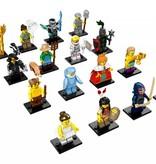 LEGO 71011 Minifiguren Serie 15 Complete doos