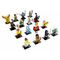 71011 Minifiguren Complete Serie 15