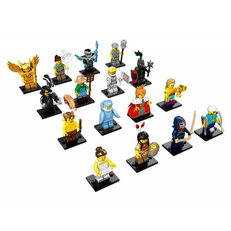 LEGO 71011 Minifiguren Complete Serie 15