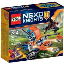 70310 Nexo Knights Knighton Strijdblaster