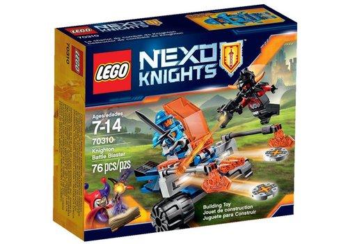 70310 Nexo Knights Knighton Strijdblaster