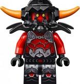 LEGO 70310 Nexo Knights Knighton Strijdblaster