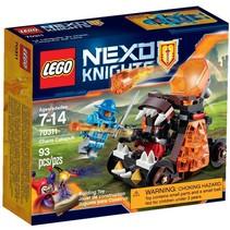 70311 Nexo Knights Chaos Katapult