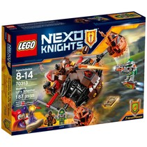 70313 Nexo Knights Moltor's Lavabeuker