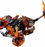 LEGO 70313 Nexo Knights Moltor's Lavabeuker