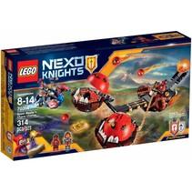 70314 Nexo Knights Chaoskoets van de Monster Meester