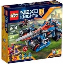 70315 Nexo Knights Clays Gevechtszwaard