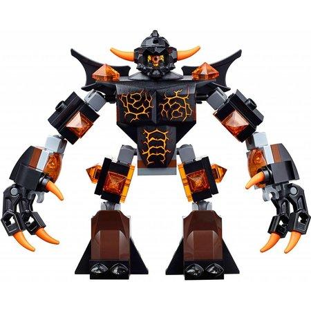 LEGO 70316 Nexo Knights Jestros Evil Mobile