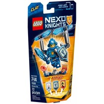 70330 Nexo Knights Ultimate Clay