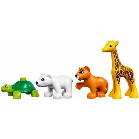 LEGO 10801 Duplo Jonge Dieren