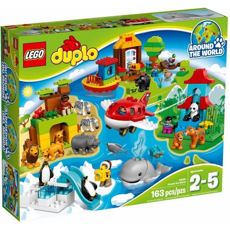 LEGO 10805 Duplo Rond De Wereld