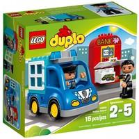 10809 Duplo Politiepatrouille