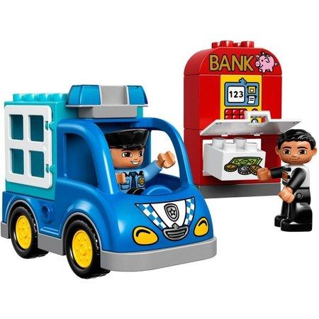 LEGO 10809 Duplo Politiepatrouille