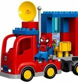 LEGO 10608 Duplo Spider Truck Avontuur