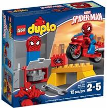 10607 Duplo Webmotor Werkplaats