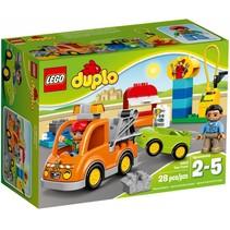 10814 Duplo Sleepwagen
