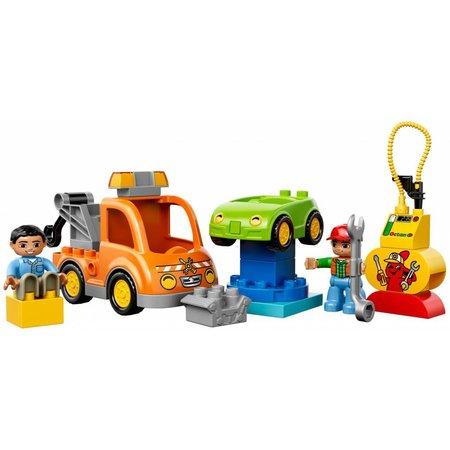 LEGO 10814 Duplo Sleepwagen