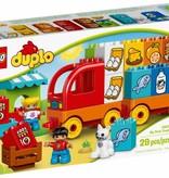 LEGO 10818 Duplo Mijn Eerste Vrachtwagen