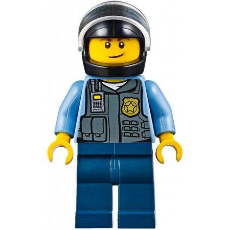 LEGO 10720 Juniors Politiehelicopter Achtervolging