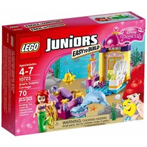 10723 Juniors Disney Princess Ariels Dolfijnkoets