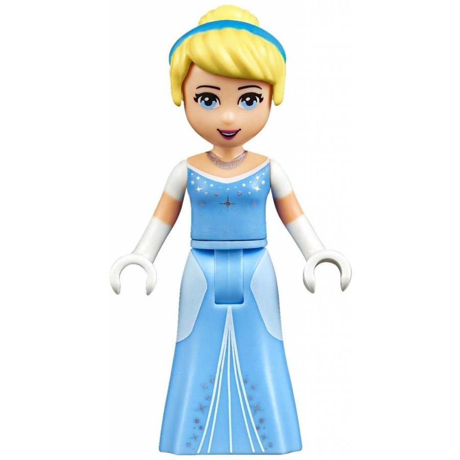 10729 Juniors Disney Princess Assepoesters Koets