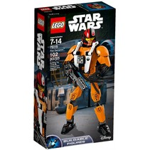 75115 Star Wars Poe Dameron