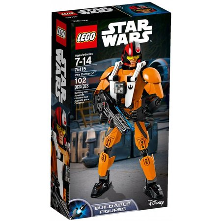LEGO 75115 Star Wars Poe Dameron