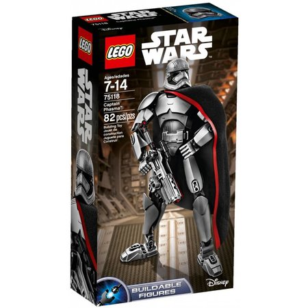 LEGO 75118 Star Wars Captain Phasma
