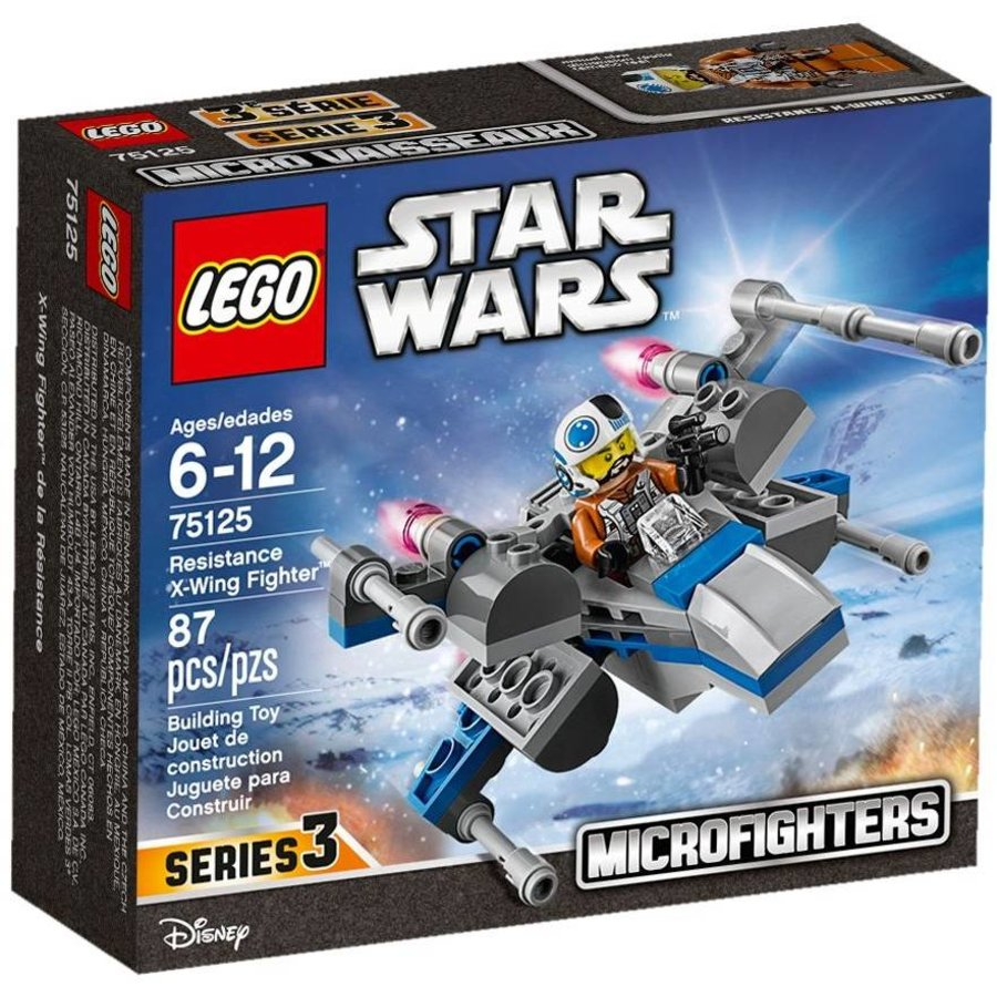 75125 Star Wars Resistance X-Wing Fighter