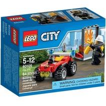 60105 City Brandweer Terreinwagen