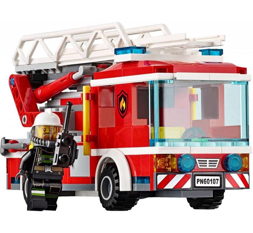 60107 City Brandweer Ladderwagen