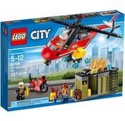 LEGO 60108 City Brandweer Inzetgroep