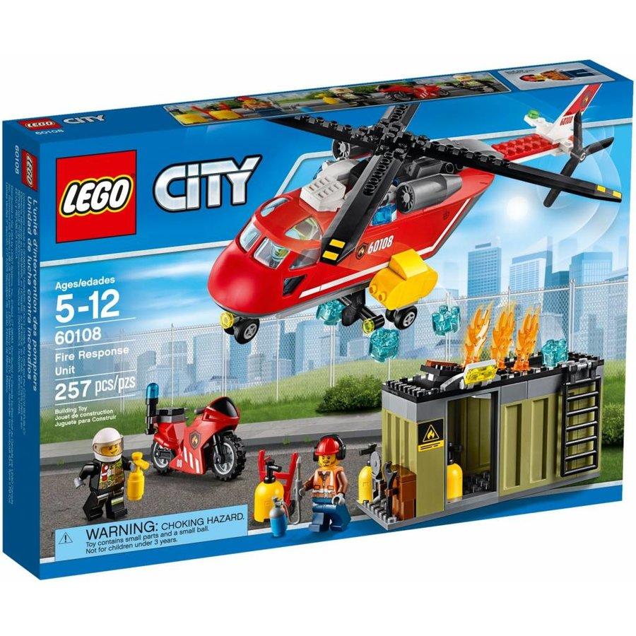 60108 City Brandweer Inzetgroep
