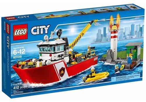 60109 City Brandweerboot