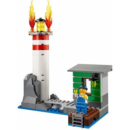 LEGO 60109 City Brandweerboot